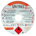 Gás Doméstico - UN 1965 Butano